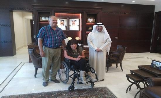 دورة العاب غرب أسيا البارالمبية الثانية في عمان قريبا