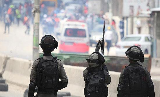 إصابة 3 فلسطينيين برصاص إسرائيلي قرب حدود غزة