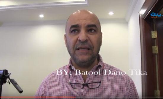"""شاهد بالفيديو : ماذا يقول طارق خوري عن ندوته """" عزوف الأردنيين من أصل فلسطيني عن المشاركة بالإنتخابات """" ؟؟"""