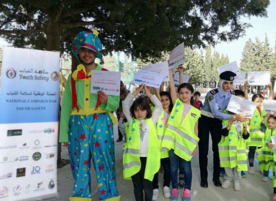 الاتحاد الدولي للنقل يؤكد مشاركة الشباب بجهود السلامة المرورية