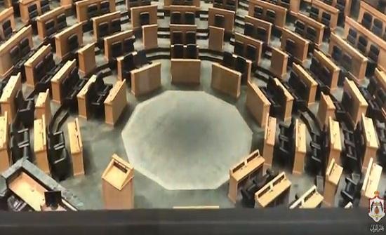 بالفيديو : تخصيص غرفة للصحفيين في مجلس النواب ..  وتحسنيات اخرى