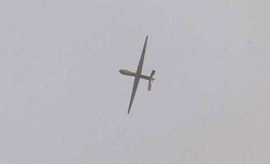اعتراض طائرة بدون طيار اطلقها الحوثيون باتجاه أبها السعودية
