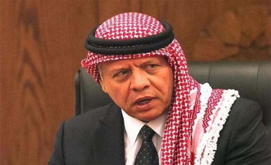 الملك يعزي الرئيس العراقي بضحايا التفجير الإرهابي في بغداد
