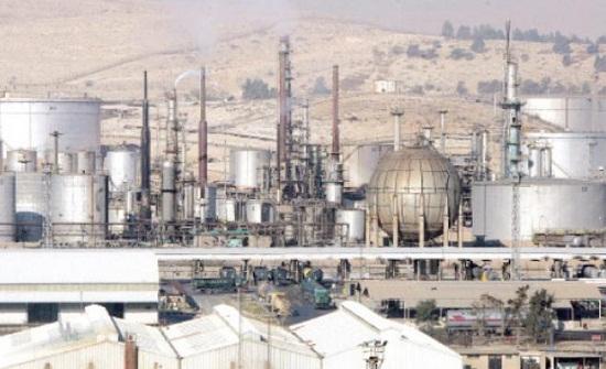 ''اللوجستية'' خلفا لمصفاة البترول في ادارة المنشآت النفطية بالعقبة