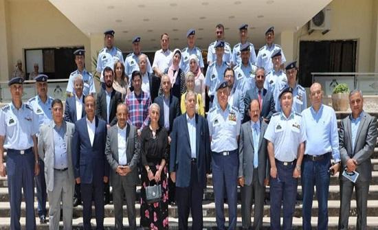 افتتاح دورة الدفاع الوطني وبرنامج ماجستير في مواجهة الإرهاب