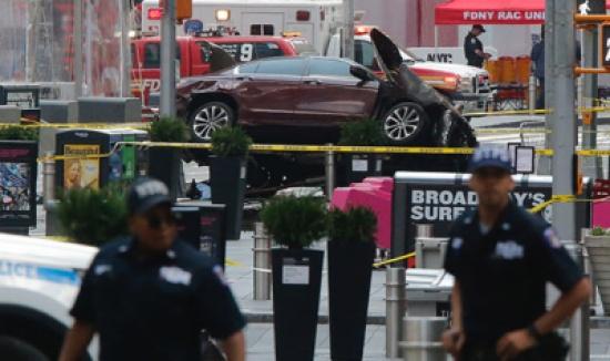 صور: هذه الفتاة ضحية دهس نيويورك