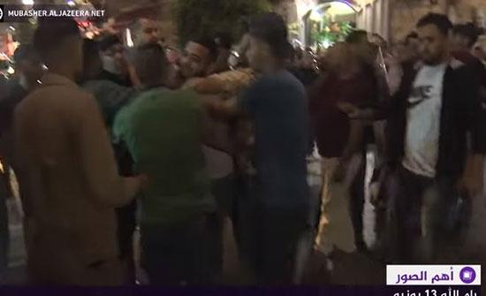فيديو : اعتداء أمن السلطة  على الصحفيين محاولة فاشلة  لكتم الحريات