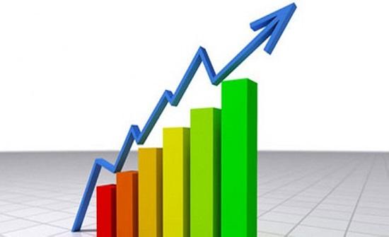 نمو الناتج المحلي الإجمالي بنسبة 1.9% بالأسعار الثابتة