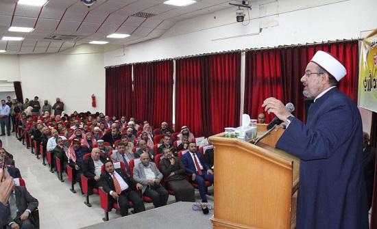 وزير الأوقاف: مشروع قانون جديد لصندوق الزكاة