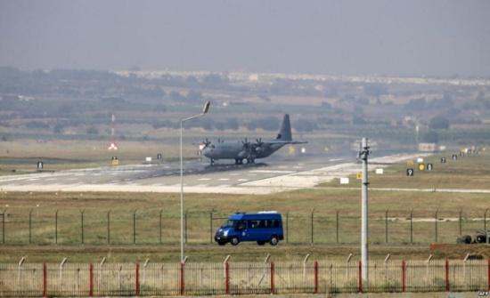 الدفاع الألمانية : نقل قواتنا من قاعدة إنجرليك التركية إلى الأردن أمر وارد