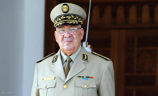 قايد صالح: بعض المسؤولين لم يكونوا في المستوى