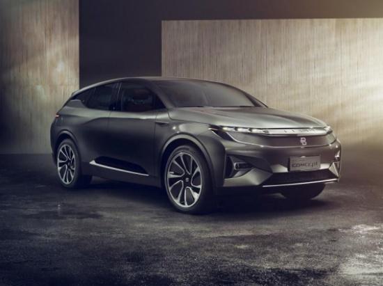 بالصور: مفهوم صيني جديد للسيارات رباعية الدفع يمكن فتحه عبر بصمة الوجه
