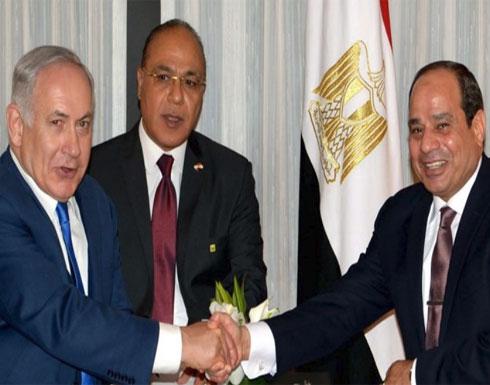 نص كامل لتقرير نيويورك تايمز عن تحالف سري مصري إسرائيلي