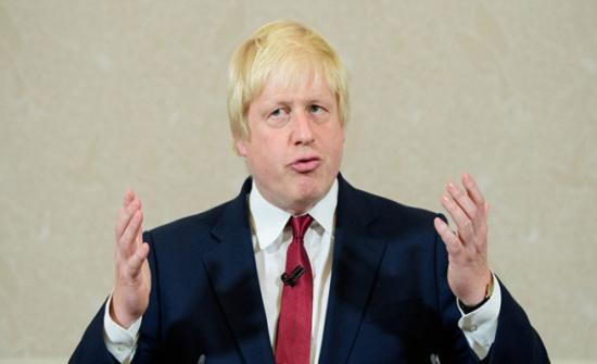 بريطانيا: جونسون يطلق حملته لخلافة ماي