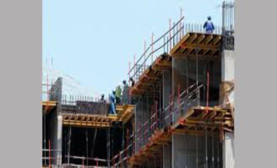 نسبة الانجاز بمبنى مستشفى الايمان الجديد 60 المائة