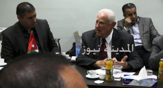 بالفيديو : كامل أبو جابر : الأردن سيشهد ازدهارا اقتصاديا كبيرا بعد خمس  سنوات