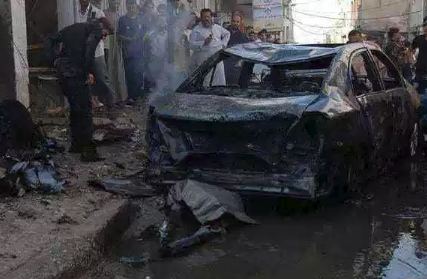 13 قتيلا وجريحا جراء تفجير ارهابي بالموصل