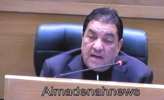 بالفيديو : الزعبي يحول سؤاله الى استجواب ويتحدث عن شبهات فساد كبرى في شركة الطاقة النووية
