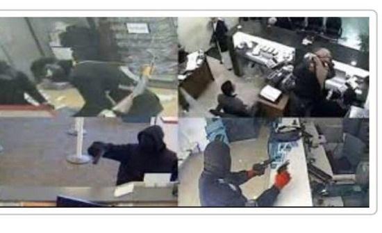 بنك الاتحاد يشكر الأجهزة الأمنية على سرعة القبض على الجاني