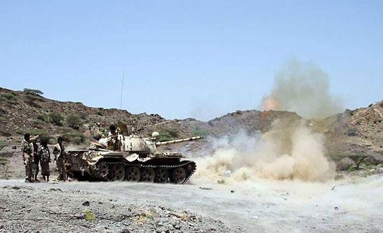 اليمن.. الجيش والمقاومة يصدان هجوما عنيفا في الضالع