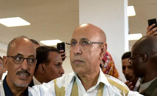 من هو غزواني الذي أعلن فوزه بالرئاسة في موريتانيا؟
