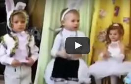 979e80db3 بالفيديو.. أطفال يضعون أنفسهم في مواقف حرجة - المدينة نيوز