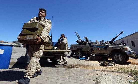 حفتر يعلن حربا مفتوحة على تركيا
