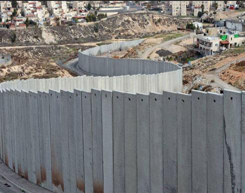 لبنان يبلغ إسرائيل أن الجدار الحدودي الذي تبنيه يمس سيادته