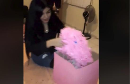 فيديو| حصلت على هدية غير متوقعة.. شاهدوا ردّ فعلها!