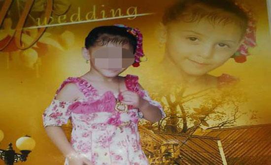 بالصور: قتلها ومشى بجنازتها.. تفاصيل أبشع جريمة أودت بطفلة بسبب قلة المال