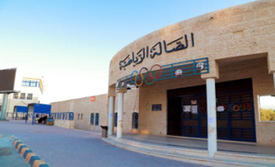 جامعة الزرقاء تشارك في الدورة الرياضية السابعة عشرة