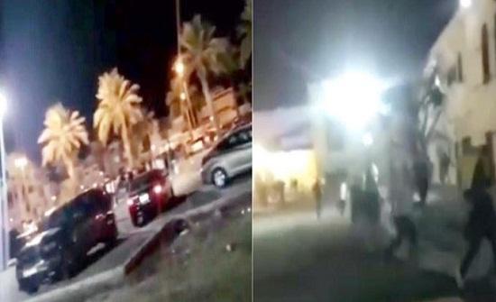 تحرّش جماعي بفتيات في أحد المنتجعات السياحية.. واعتقال المشتبه بهم!