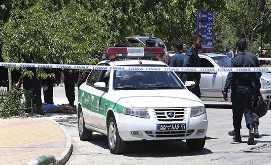 مقتل ثلاثة من عناصر الحرس الثوري الإيراني إثر إطلاق نار