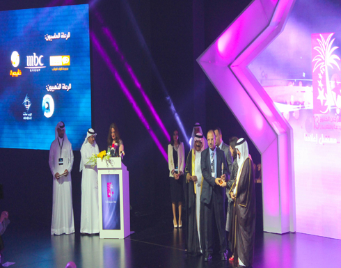 """""""خيبر"""" يحصد ذهبية الأعمال التاريخية في مهرجان الخليج"""