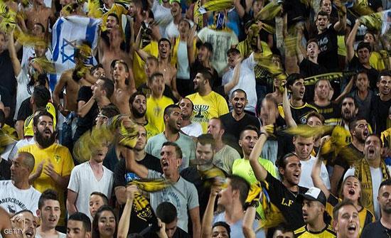 """مشجعو فريق إسرائيلي يطالبون بتغيير اسم """"اللاعب محمد"""""""