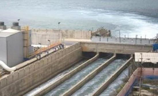 سقوط جزء من خزان مياه بالشيدية أثناء فحصه وتجربته
