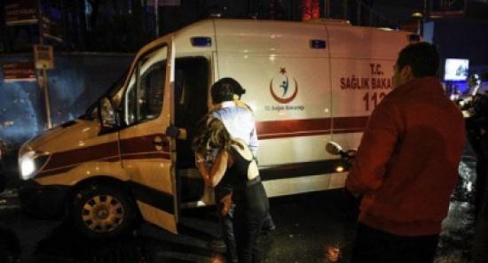 لاعب كرة قدم تركي شجاع يدفع حياته ثمنا لإنقاذ فتاة غريبة (فيديو)