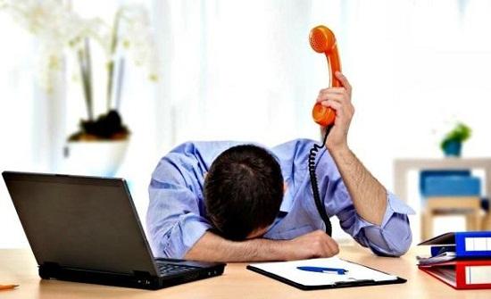 ضغط العمل يُصيب بالسكري