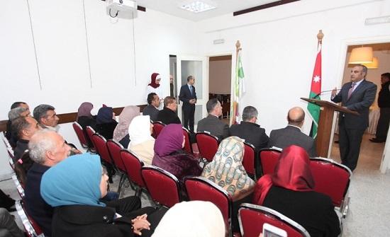 الشواربة : إطلاق أسماء شهداء الوطن على شوارع عمان
