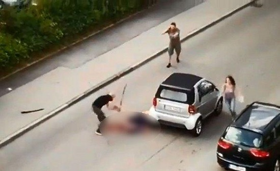 تفاصيل جديدة بجريمة الساطور التي ارتكبها أردني في ألمانيا