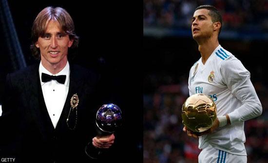 جائزة الفيفا أم الكرة الذهبية.. من هي الأهم؟