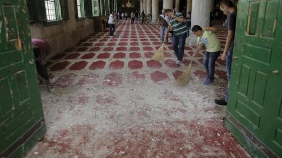 هذه أبرز اعتداءات الاحتلال على المسجد الأقصى