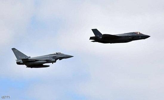 مرتان خلال 48 ساعة.. مقاتلات بريطانية تعترض طائرات روسية