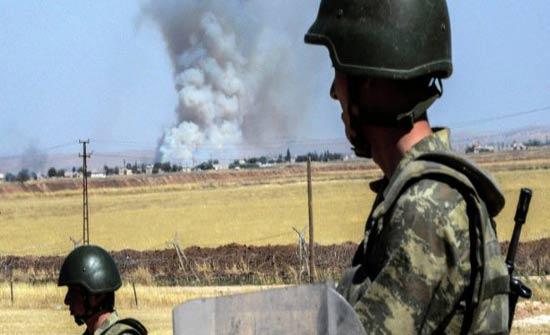 """إيران تطالب تركيا باحترام """"السيادة السورية"""""""