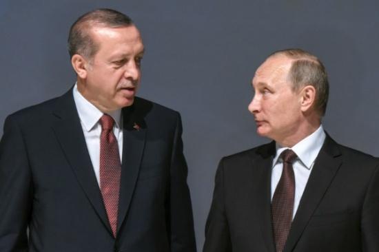 """موسكو تنتظر توضيحات من اردوغان بعدما اعلن عزمه على انهاء حكم """"الطاغية الاسد"""""""
