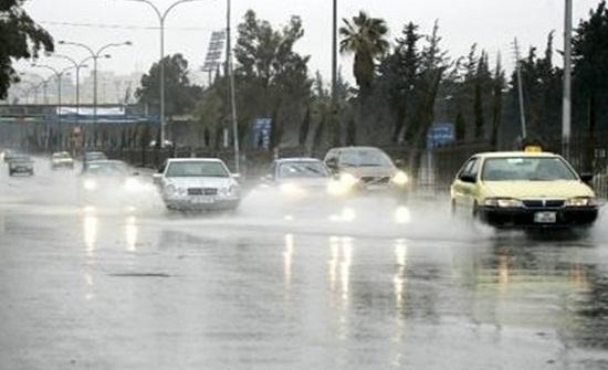 الأمانة : جميع الطرق في عمان سالكة