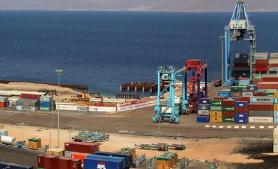 ميناء حاويات العقبة يعمل على مدار الساعة في رمضان