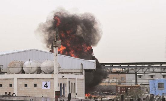 6 قتلى بانفجار مصنع أسمدة كيماوية في الصين
