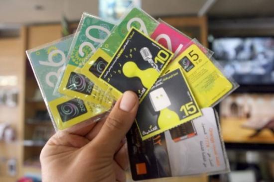 لا زيادة في ضريبة المبيعات على البطاقات الخلوية