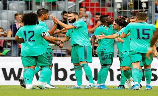 ريال مدريد يستعيد توازنه بخماسية ضد فنربخشة